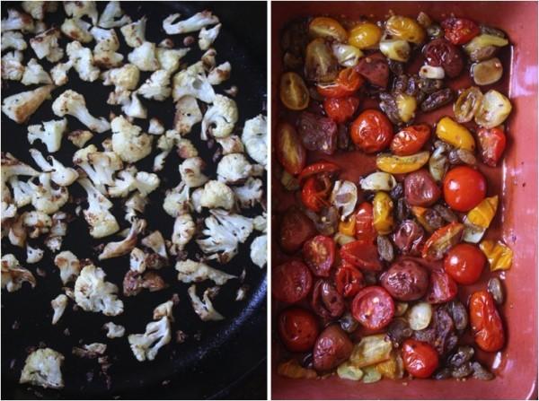 Cocoa Caponata On Crostini Recipe — Dishmaps