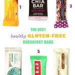 The 6 Best Healthy Gluten-Free Breakfast Bars