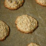 Gluten-Free is Me: Martha's Flourless Oatmeal Cookies