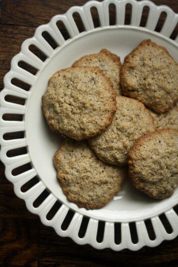 Gluten-Free Oatmeal Cookies