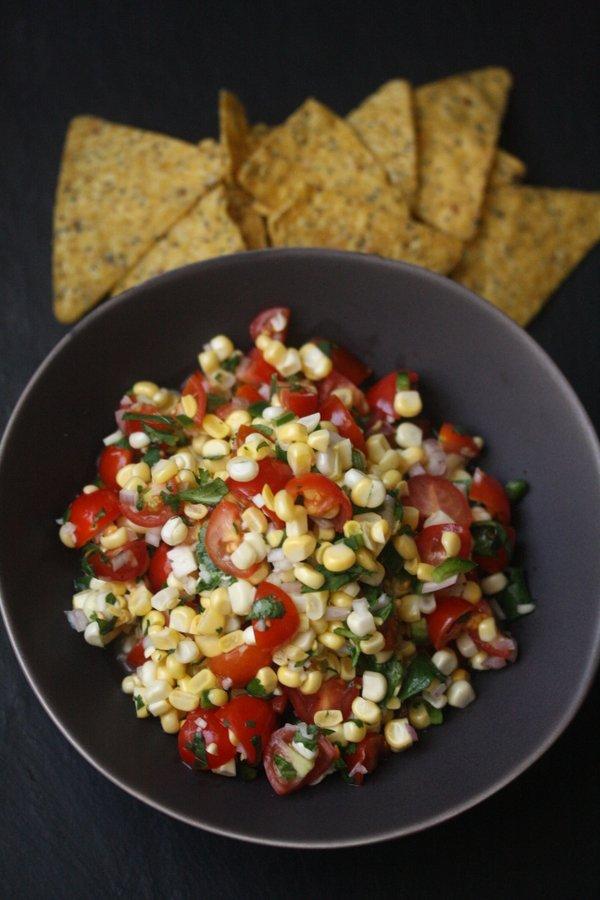Corn-Jalapeno Salsa