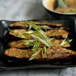 Meatless Monday: Japanese Miso Eggplant