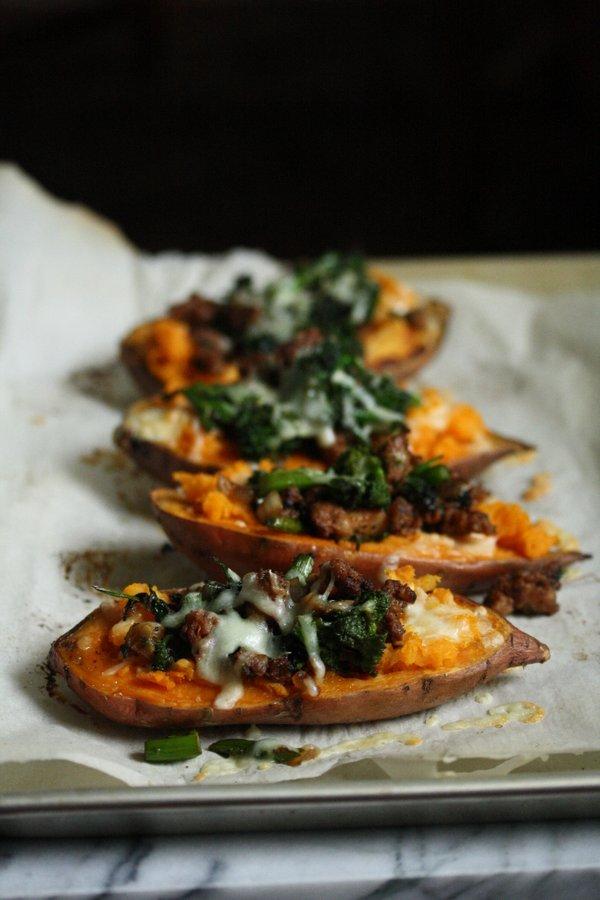 Healthy Roasted Sweet Potato Recipe