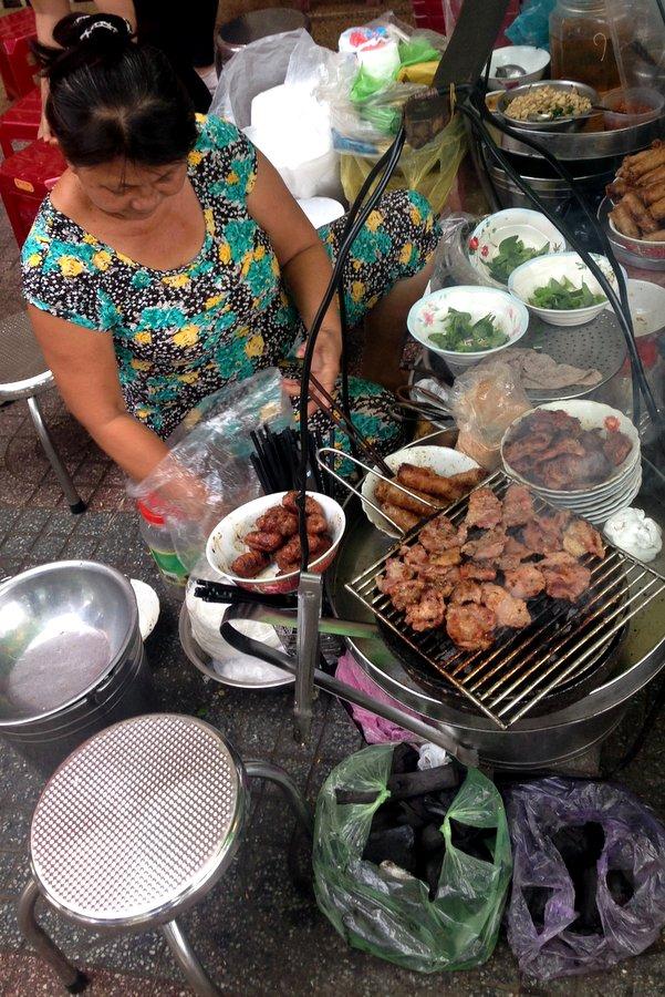 The Best Ho Chi Minh City Saigon Street Food   Back of the Bike Tours   Chicken Pho Ga Recipe