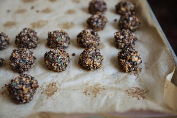 Lentil Meatballs Recipe | Vegetarian, Gluten-Free