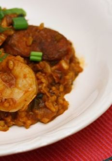 """City Girl"" Brown City Jambalaya"
