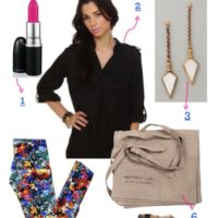 Phoebe's Friday Favorites: The Perfect Stain-Free Hostess Outfit