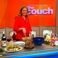CBS New York The Couch: Healthy Cooking For Two