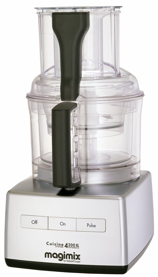 Magimix by Robot-Coupe 4200XL Food Processor (Chrome)