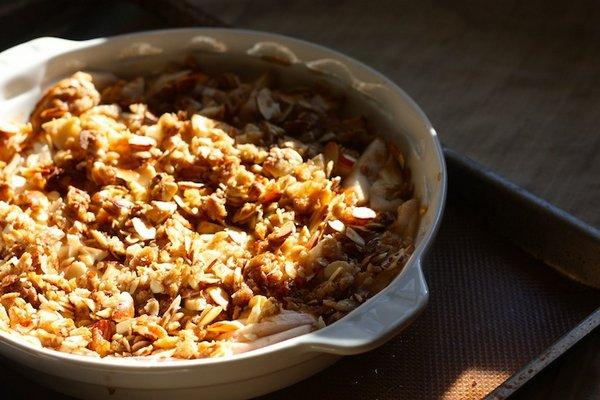 Easy Apple Pie Oatmeal