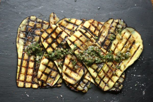 This is one of the best recipes for grilling eggplant