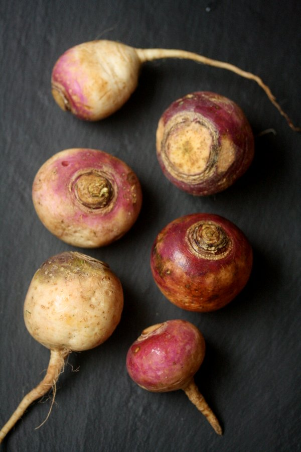 This Mashed Turnip Recipe with Miso Butter is one of the best mashed turnip recipes.