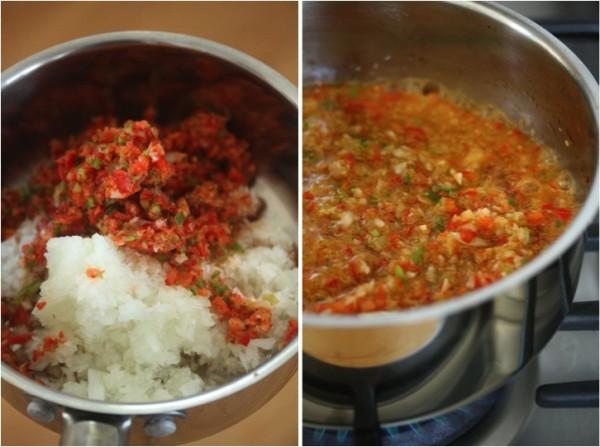 How to Make Sofrito: Red Pepper Sofrito Recipe