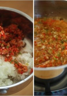 Recipe for Sofrito