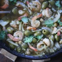 Seafood Tagine with Green Olives, Fennel, and Preserved Lemon