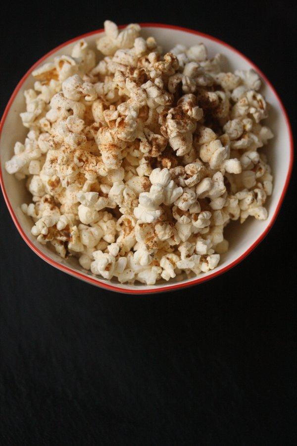 Garam Masala Popcorn
