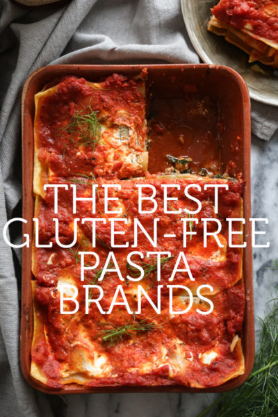 The Best Gluten Free Pasta Brands with Recipes | Healthy