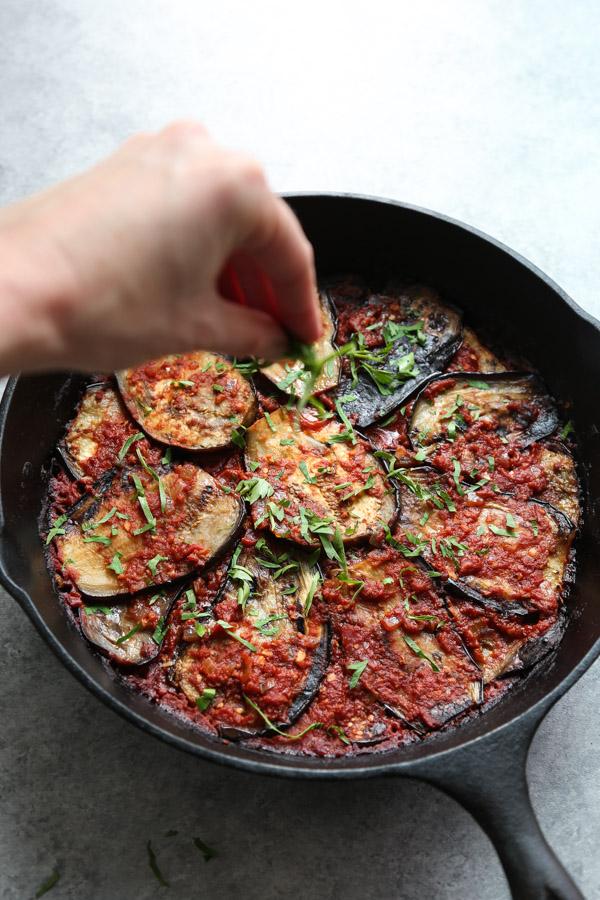 Imam bayildi healthy turkish eggplant casserole recipe i forumfinder Choice Image