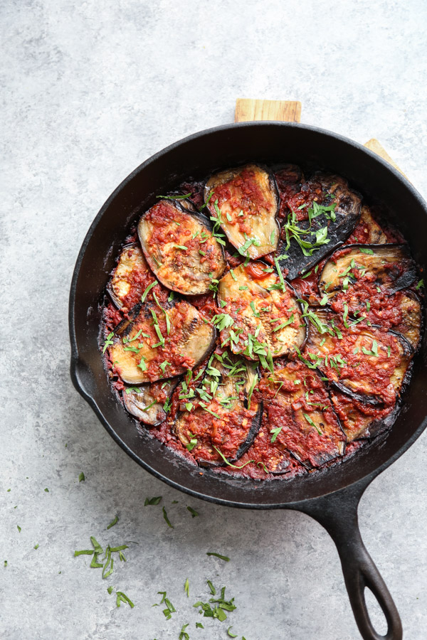 how to cook turkish eggplant