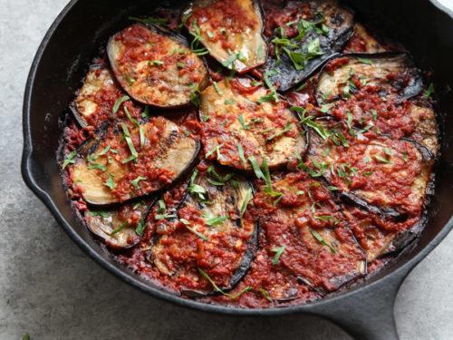 Imam bayildi healthy turkish eggplant casserole recipe forumfinder Images