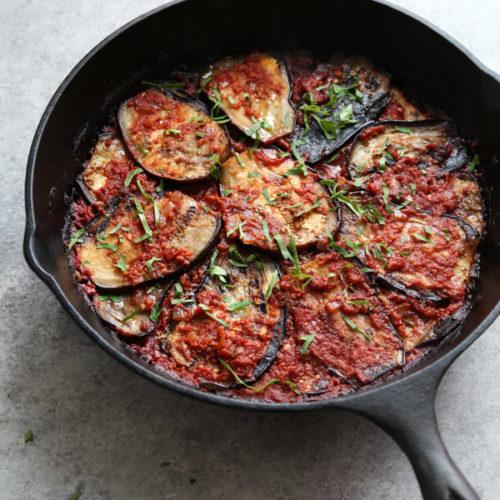 Imam bayildi healthy turkish eggplant casserole recipe forumfinder Gallery
