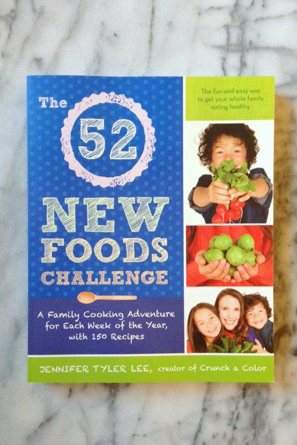 52 New Foods Challenge - Food Revolution