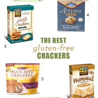 The 7 Best Gluten-Free Crackers (Plus Easy Appetizers to Serve Them With!)