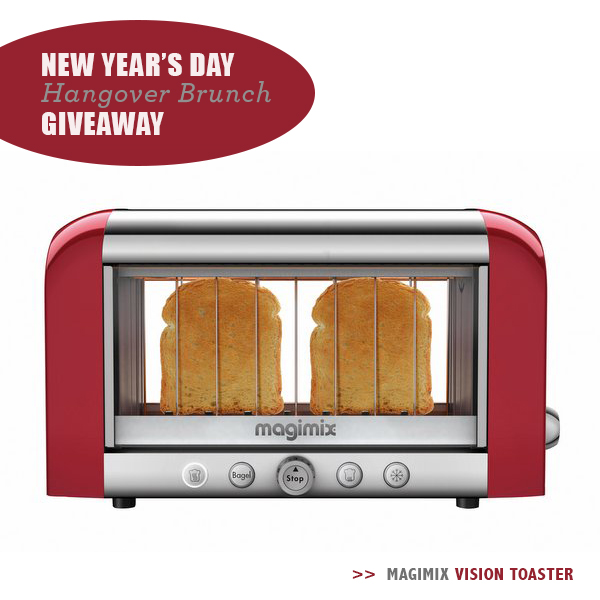 GIVEAWAY--Toaster