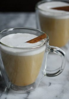 Homemade Pumpkin Chai Tea Latte Recipe, Spiked or Sober