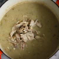 Chile Verde Sauce