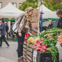 The $40 Farmer's Market Challenge Menus
