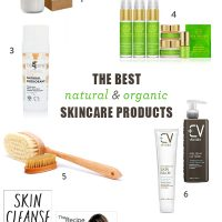 The 8 Best Natural, Organic Skincare Brands and Products