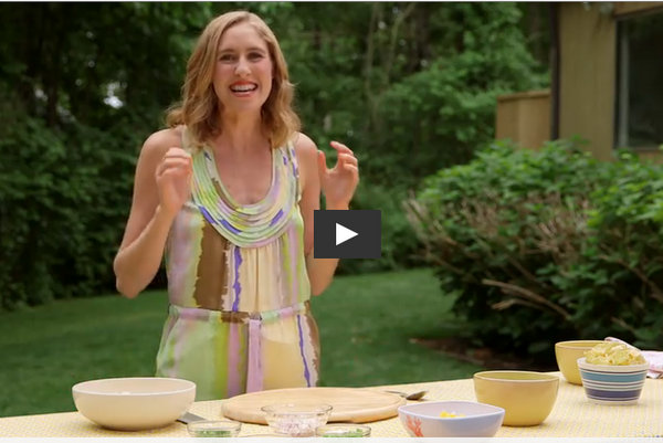How to Make Mango Salsa Video | Tips on How to Peel a Mango | Phoebe Lapine on Healthination