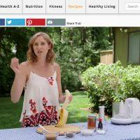 Video: Peanut Butter Banana Milkshake on Healthination