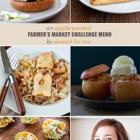 An Apple-Packed Farmer's Market Challenge Menu From Dessert For Two