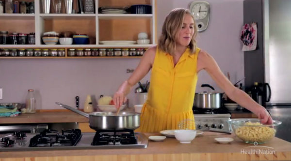 Video: How to Make Gluten-Free Jalapeno Mac and Cheese - Easy Healthy Gluten-Free with Scallions