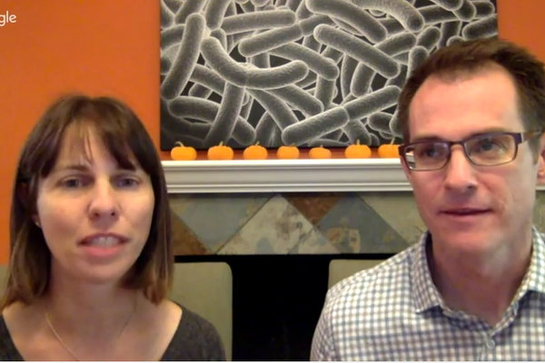 How to Heal Your Gut with Erica and Justin Sonnenburg