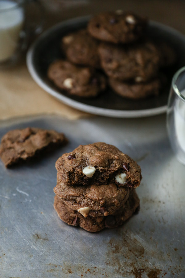 The Best Gluten-Free Chocolate Chip Cookie Recipe | Using America's Test Kitchen Whole Grain Blend