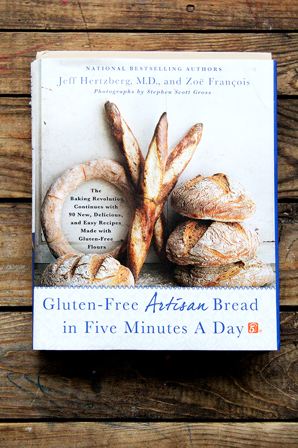 Gluten-Free Artisan Bread in Five Minuets a Day