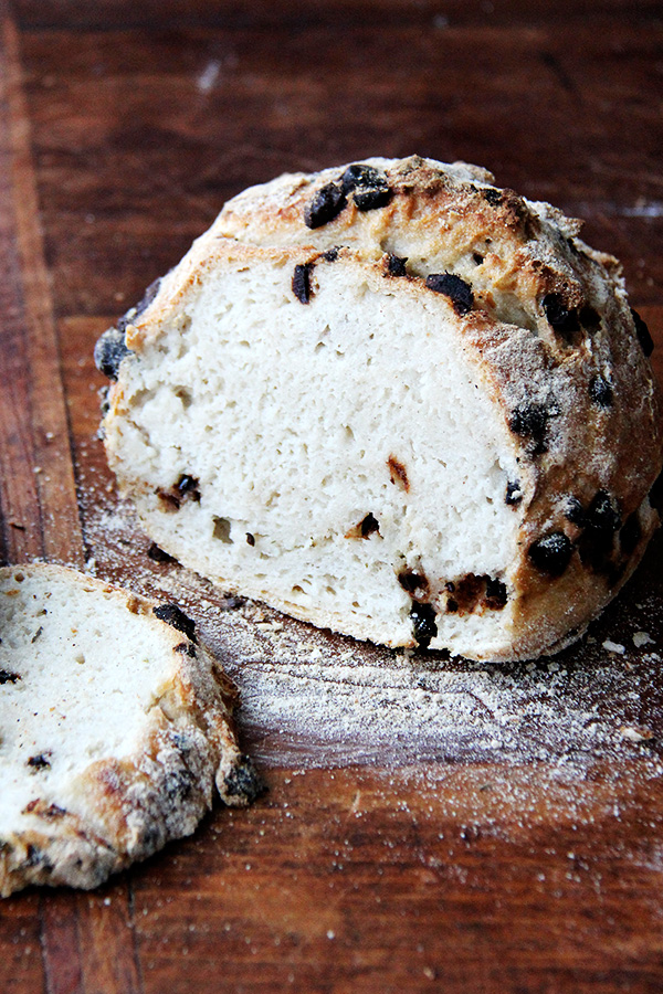 Olive Bread | The Best Gluten-Free Bread Recipes From Gluten-Free Artisan Bread in 5 Minutes a Day