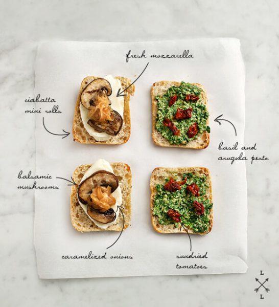 2016 Oscar Party Recipes