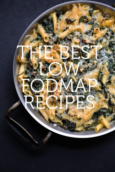 dinner recipes for low fodmap diet