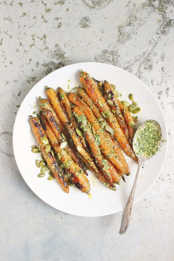 Roasted Baby Carrots | With Food + Love | Low FODMAP Recipes