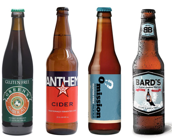 The Best Gluten-Free Beer and Cider Brands | Canada & US