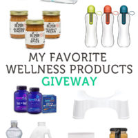 My Favorite Products From The Year of Wellness (They Are Also My Gift to YOU)