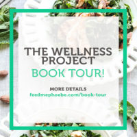 The Wellness Project: Book Tour!