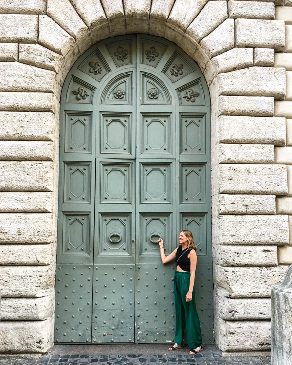 The Best Gluten-Free Restaurants in Rome and Tips for Eating with Celiacs Disease in Italy | Feed Me Phoebe