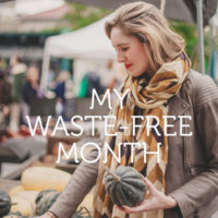 #4WeeksToWellness: My Waste-Free Month