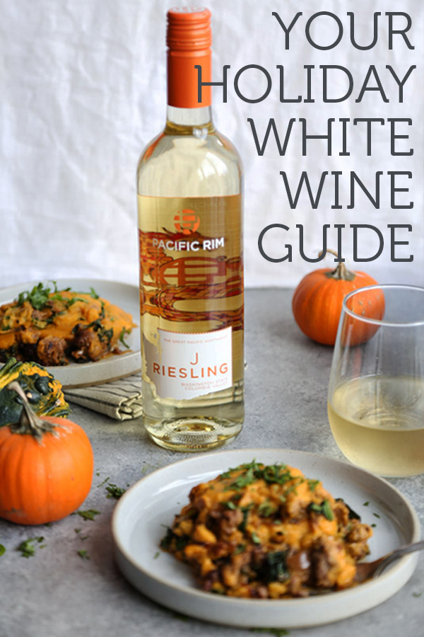The Best White Wines for Your Holiday Table - Thanksgivingm Christmas and Beyond