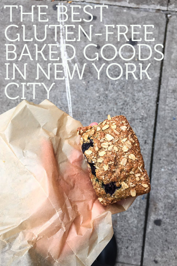 The Best GlutenFree Bakeries in New York City for Cookies and Cakes